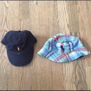 Ralph Lauren Little Boy Hats